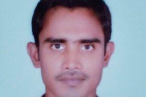 Sonu Kumar passed the master's exam